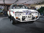 1970 World Cup Rally Ford Escort 01