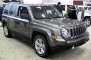2011 Jeep Patriot Latitude X -- 2011 DC