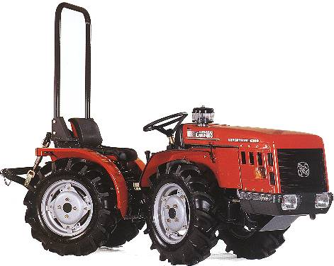 Antonio Carraro SuperTigre 4300 | Tractor & Construction