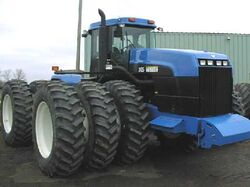 Buhler Versatile 2425 4WD - 2002