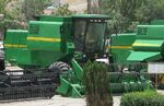 ICM 1170 combine - 2008