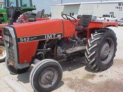 IMT 542 De luxe - 1986