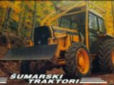 IMT 561 DV forestry