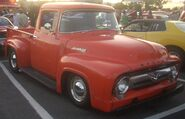 Mercury Pickup (Orange Julep)