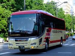 Nagaden-tokyo-nagano-highwaybus