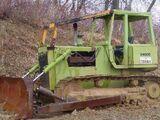 Terex D600D crawler