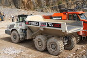 Terex TA400 ADT at Hillhead 2012 - IMG 1001
