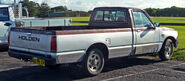 1982-1985 Holden KB Rodeo (KB28) LS 2-door cab chassis 03