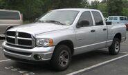 2002-05 Dodge Ram Quad Cab