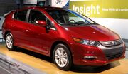 2010 Honda Insight--DC