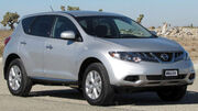 2011 Nissan Murano S -- NHTSA