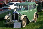 Austin Seven Swallow 1931 front