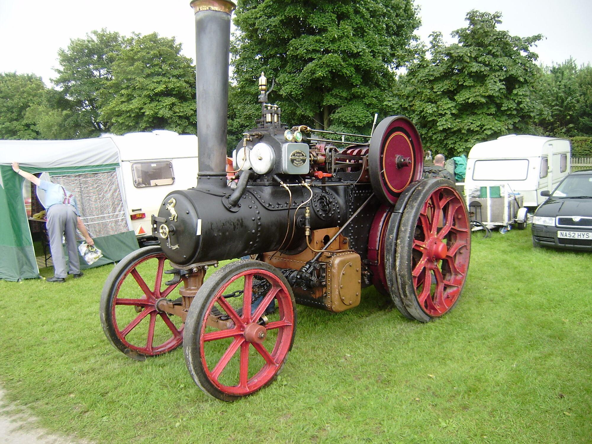 Aveling porter no 12115 tractor construction plant wiki fandom powered by wikia - Porter international wiki ...
