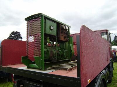 Generating set at Shugborough 08 - P6220143