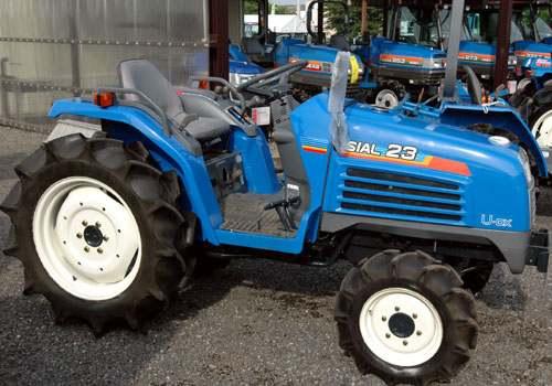 sial 23 tractor construction plant wiki fandom powered by wikia rh tractors wikia com Iseki USA Iseki Anime