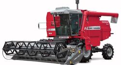 MF 5650 SR Advanced combine - 2009