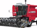 Massey Ferguson 5650 SR Advanced combine