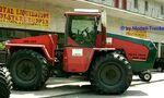 Mega Trac MB 480 4WD (Horsch)