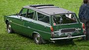 Rover 3500 Estate rear