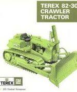 Terex 82-30 crawler ad - 1972