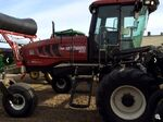 Westward M155 swather (MacDon) - 2012