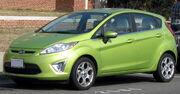 2011 Ford Fiesta SES hatchback -- 02-18-2011