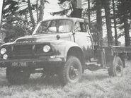 AWD-BEDFORD J160 4WD Diesel