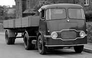 A 1960s Rowe Hillmaster Haulage Tractor Diesel