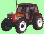 Avenger 80-90 MFWD-2002