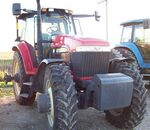 Buhler Versatile Genesis 2160 MFWD - 2002