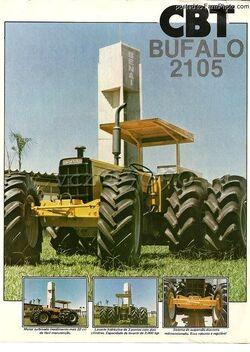 CBT 2105 Bufalo MFWD brochure