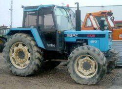 Ebro 8135 MFWD - 1989