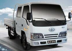 FAW-GM Jie Fang truck