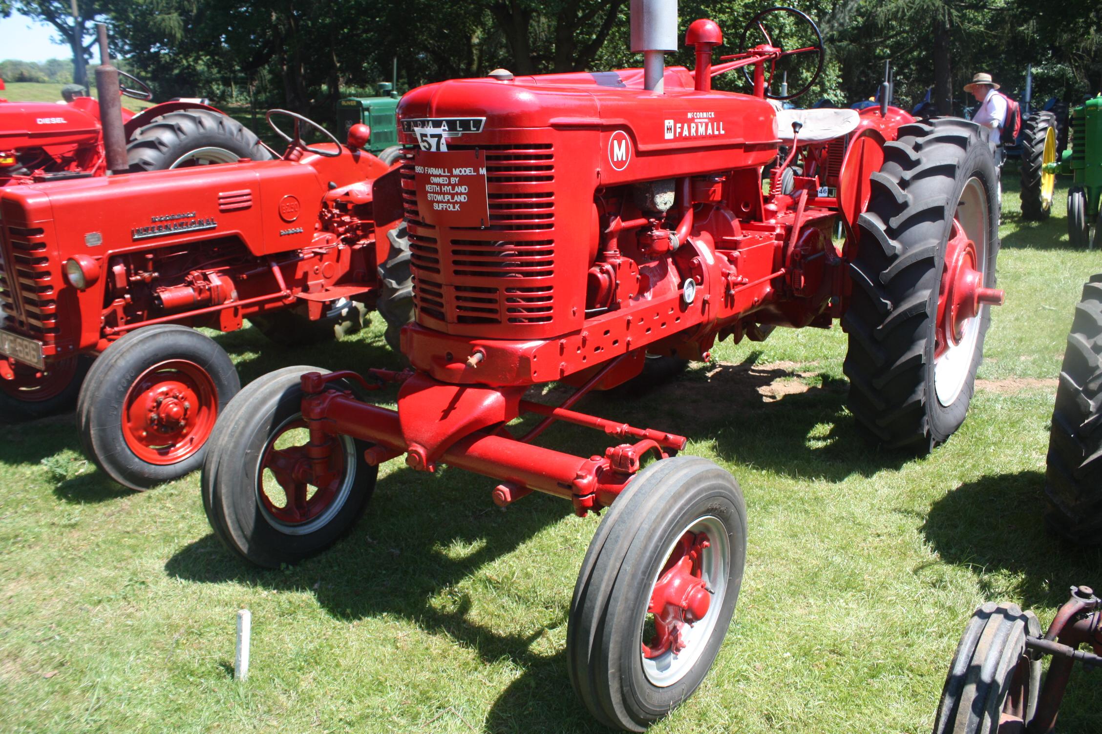 1948 Farmall M Farm T Tractor Farming And Md Wiring Diagram