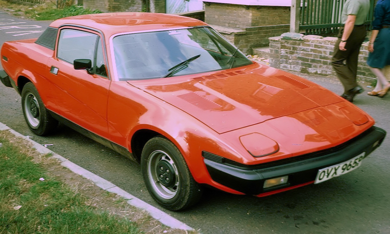 Triumph TR7   Tractor & Construction Plant Wiki   FANDOM powered by ...