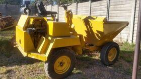 1990s Winget 4B2000 4WD Sitedumper Diesel