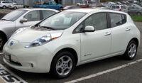 2011 Nissan Leaf SL -- 10-28-2011