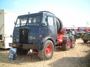 A 1960s Thornycroft Big Ben Roadtractor