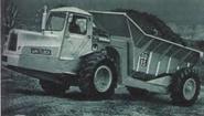 A 1960s Whitlock DD55 ADT Diesel