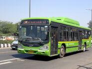DTC Bus Green Non AC