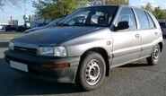 Daihatsu Charade front 20070919
