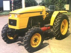 DongFeng DF354 MFWD (yellow) - 2002
