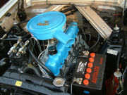 Ford 144cid six cylinder