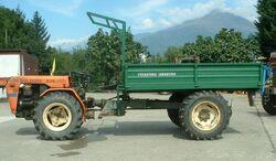 Goldoni 526 MFWD - 1980