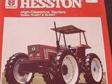 Hesston 80-66 DT High-Clearance