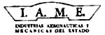 I.A.M.E. logo