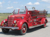 1939 International D-35 Fire Truck