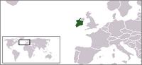 LocationIreland