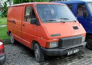 Renault trafic jaslo