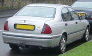 Rover400rear